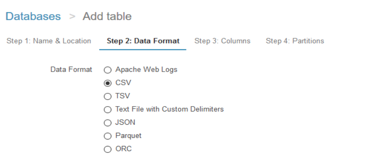 Specify data format - Athena.png